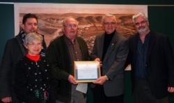 Outstanding Achievement in Education -- Ville de Sherbrooke (Lennoxville Borough)