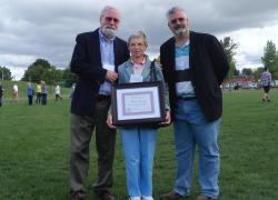 Outstanding Townshipper Award