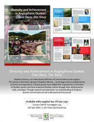 Diversity & Achievement: Your Story, Our Story / Diversité et Réussite: Votre Histoire, notre histoire